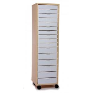 Scrapbook storage Cabinet