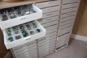 bead storage cabinets | chandlercreations